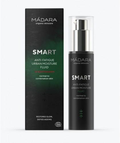 MADARA SMART Anti Fatigue Urban Moisture Fluid Gesichtspflegelotion Mann