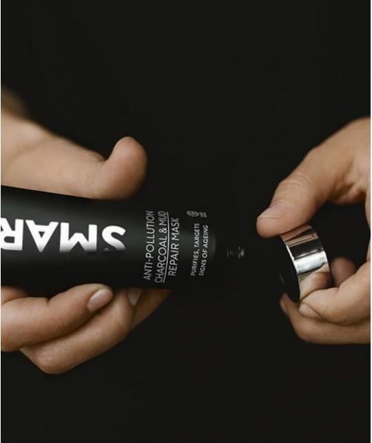 Madara organic skincare SMART Anti-Pollution Charcoal & Mud Repair Mask