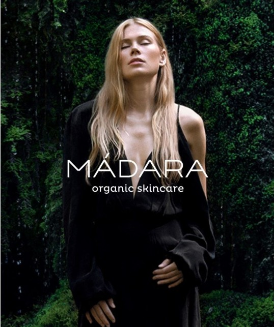 MADARA organic skincare natural cosmetics clean beauty l'Officina
