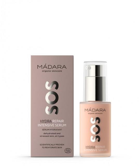 Madara organic skincare - SOS Hydra Repair Intensive Serum natural cosmetics