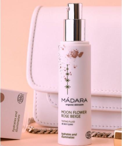 MADARA cosmétique bio BB crème fluide bio teint rosé maquillage peau sensible végétal