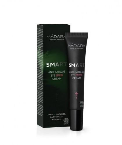 Madara SMART Anti-Fatigue Eye Rescue Cream Augencreme Naturkosmetik