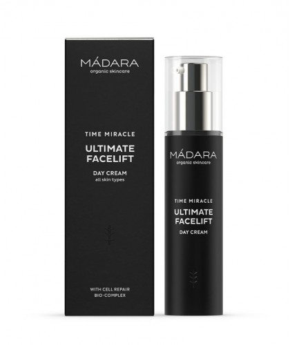 Madara cosmetics - Crème de Jour Anti Rides bio Ultimate Facelift TIME MIRACLE