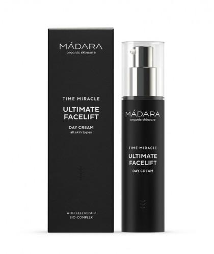 MADARA TIME MIRACLE Ultimate Facelift Day Cream Anti Aging Tagescreme Naturkosmetik