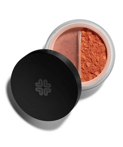 Lily Lolo Mineral Blush Juicy Peach natural clean beauty