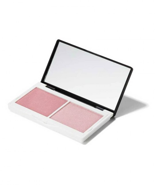 Lily Lolo Naked Pink - Duo Bush & Enlumineur Rose maquillage minéral beauté bio