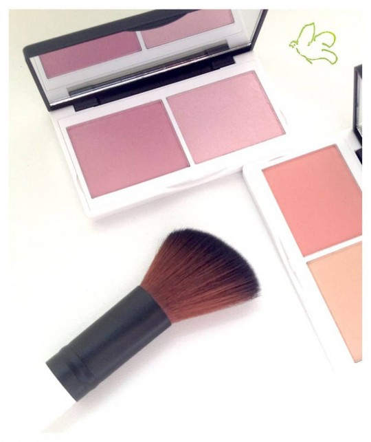 Lily Lolo - Duo Blush & Enlumineur Naked Pink