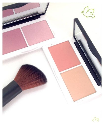 Lily Lolo Cheek Duo Coralista Wangenrouge & Highlighter