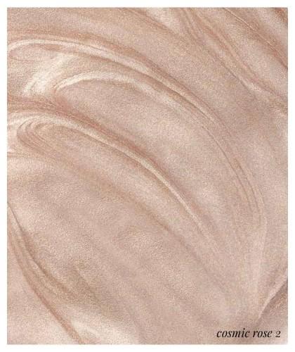 MADARA organic makeup Buildable Highlighter Naturkosmetik Cosmic Drops liquid rose