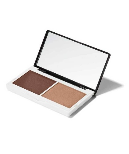 Sculpt & Glow Lily Lolo Contouring naturel Duo maquillage teint
