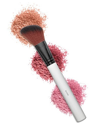 Lily Lolo Rougepinsel Angled Blush Brush mineral cosmetics