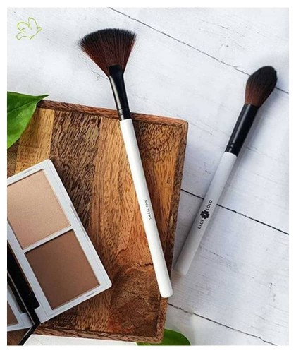 Lily Lolo Makeup Pinsel Small Fan Brush contouring