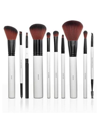 Lily Lolo Pinceau maquillage poils synthétiques vegan