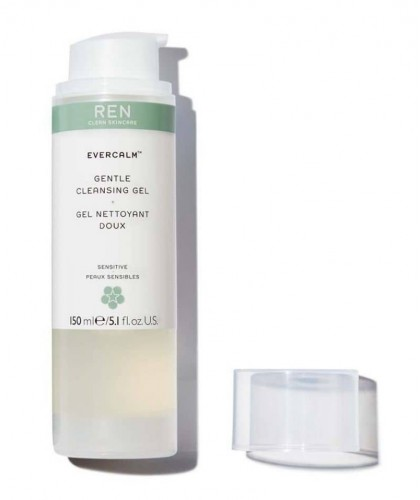 REN EverCalm Gentle Cleansing Gel Reinigungsgel clean skincare vegan