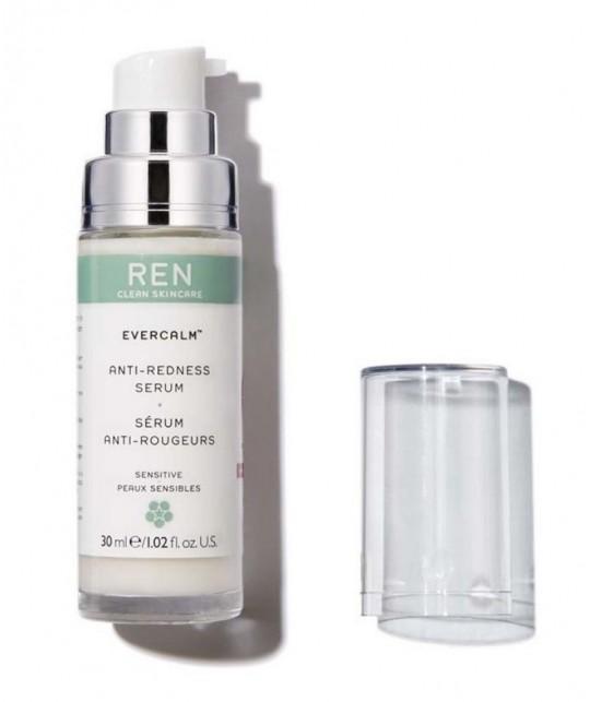 REN skincare EverCalm Sérum Anti-Rougeurs clean skincare vegan