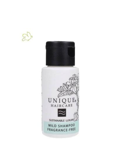 Unique Haircare Shampooing Extra Doux bio sans parfum mini 50ml