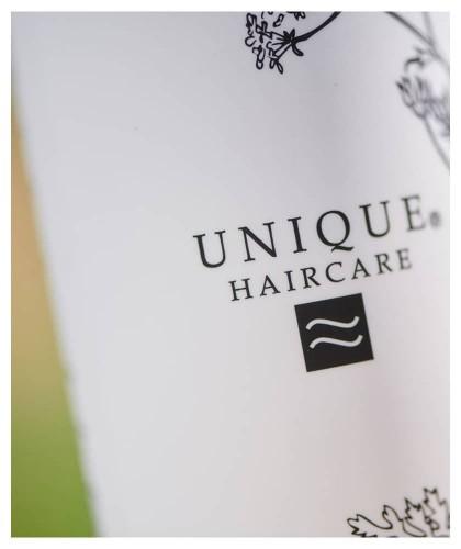 UNIQUE Haircare Bio Shampoo Volumen Naturkosmetik Pfefferminze 50ml mini