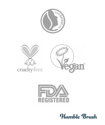 Humble Brush - Dentifrice bio pot en verre Menthe Fraiche Vegan cruelty free Naturel certifications
