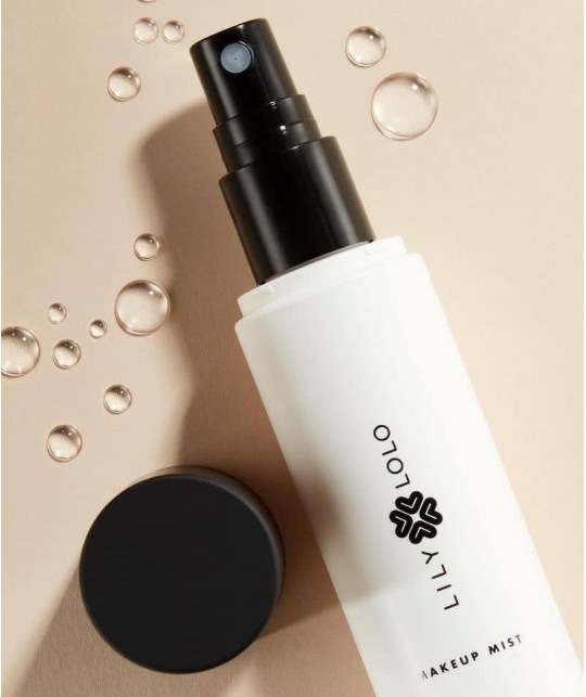LILY LOLO Makeup Mist mineral cosmetics natural beauty