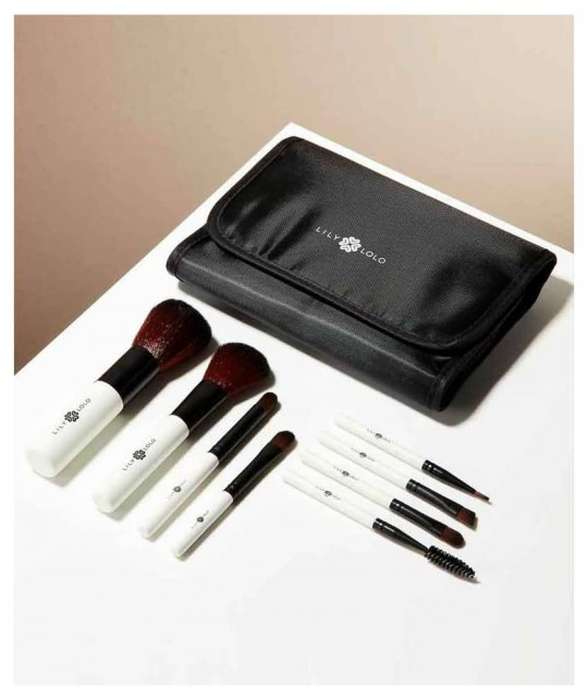 Lily Lolo Pinceaux maquillage Trousse voyage