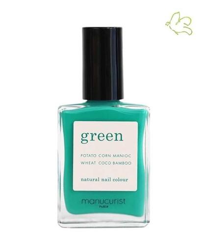 Manucurist Vernis GREEN Green Garden vert vegan