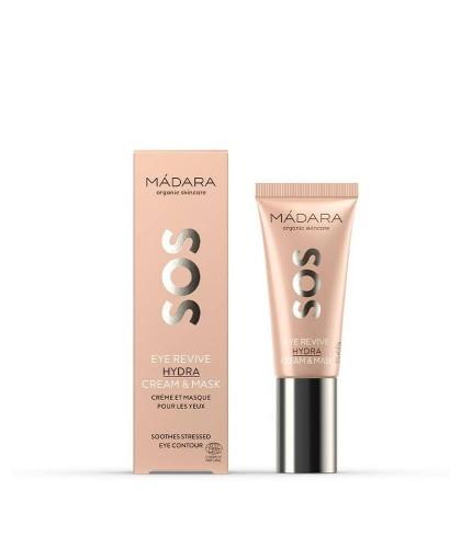MADARA Naturkosmetik SOS Eye Revive Hydra Cream & Mask