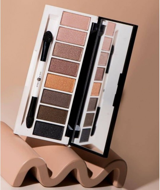 Lily Lolo Eye Palette Laid Bare mineral cosmetics eye shadow