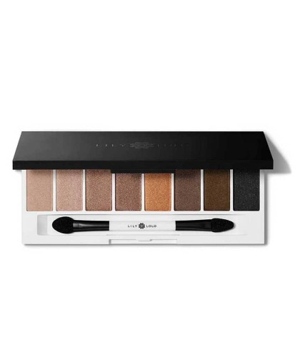 Lily Lolo Eye Palette Laid Bare mineral eye shadow