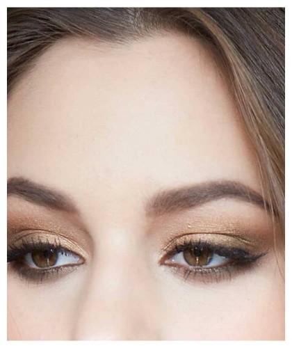 Lily Lolo Palette maquillage Yeux Laid Bare Fards à Paupières minérales