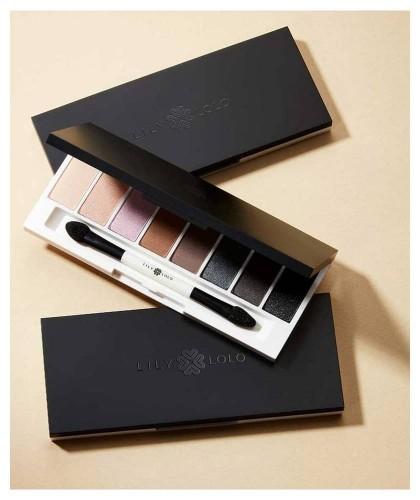 Lily Lolo Eye Palette Smoke & Mirrors mineral cosmetics eye shadow
