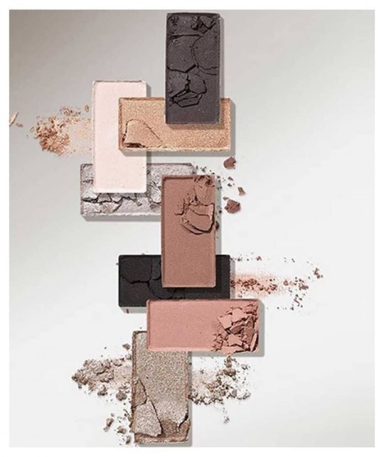Lily Lolo mineral cosmetics Eye Palette Pedal To The Metal eye shadow