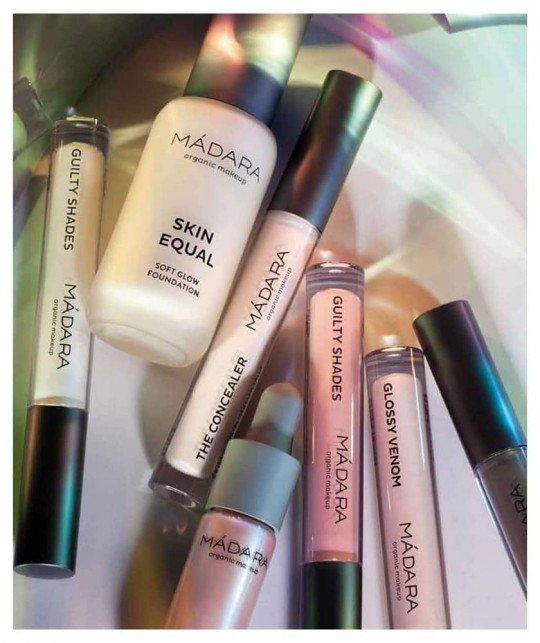 MADARA Sérum bio Cils & Sourcils maquillage vegan naturel