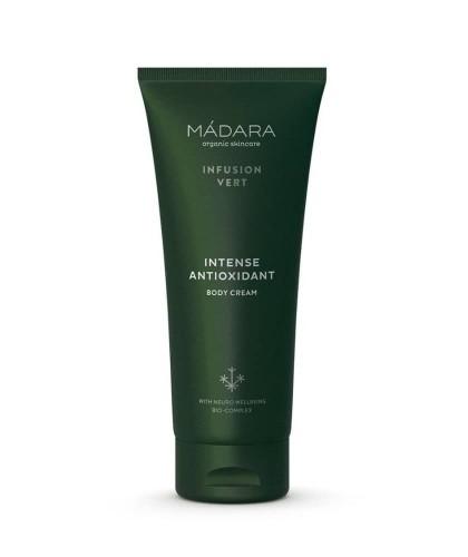 MADARA cosmetics Crème Corps Antioxydante bio Infusion vert