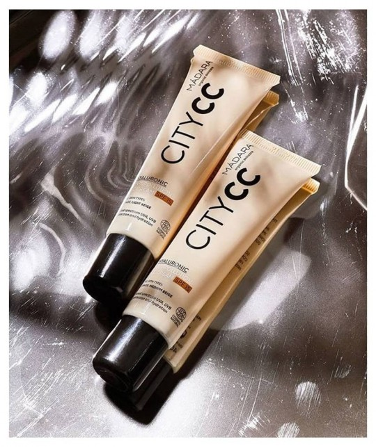 Madara cosmétique bio CC Crème Anti-Pollution SPF 15