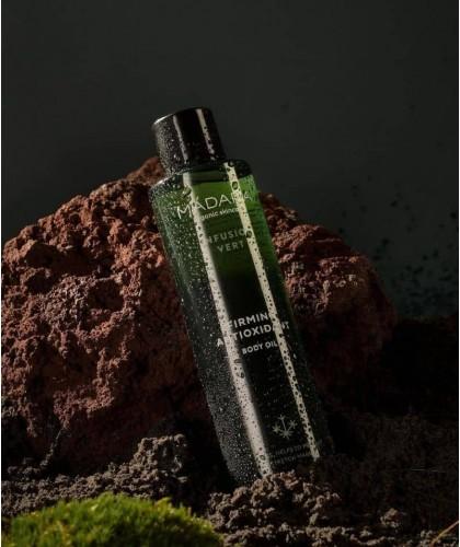MADARA organic skincare Body Oil Firming Antioxidant Infusion Vert