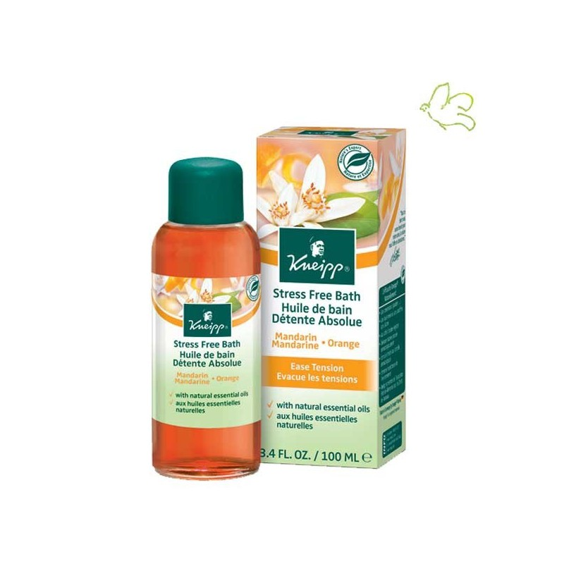 Kneipp - Good Health Herbal Bath Mandarin & Orange Stress Free