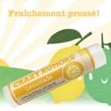Crazy Rumors - Baume Lèvres Naturel Limonade