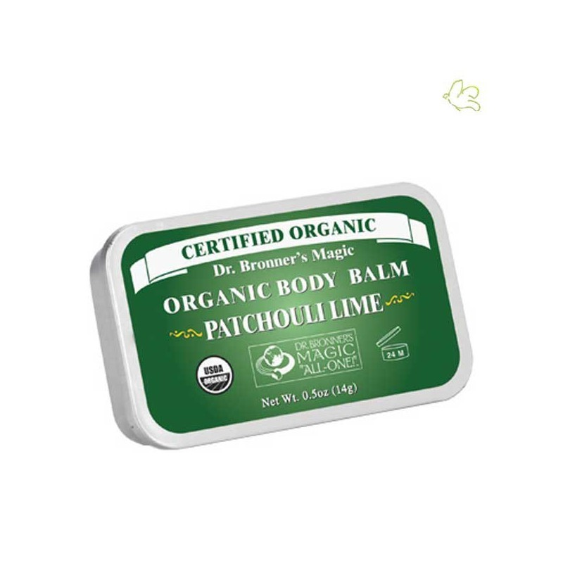 Dr. Bronner's - Organic Body Balm Patchouli Lime