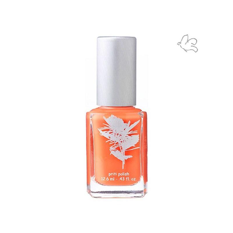 Priti NYC - Vernis à Ongles Flowers - Fireglow