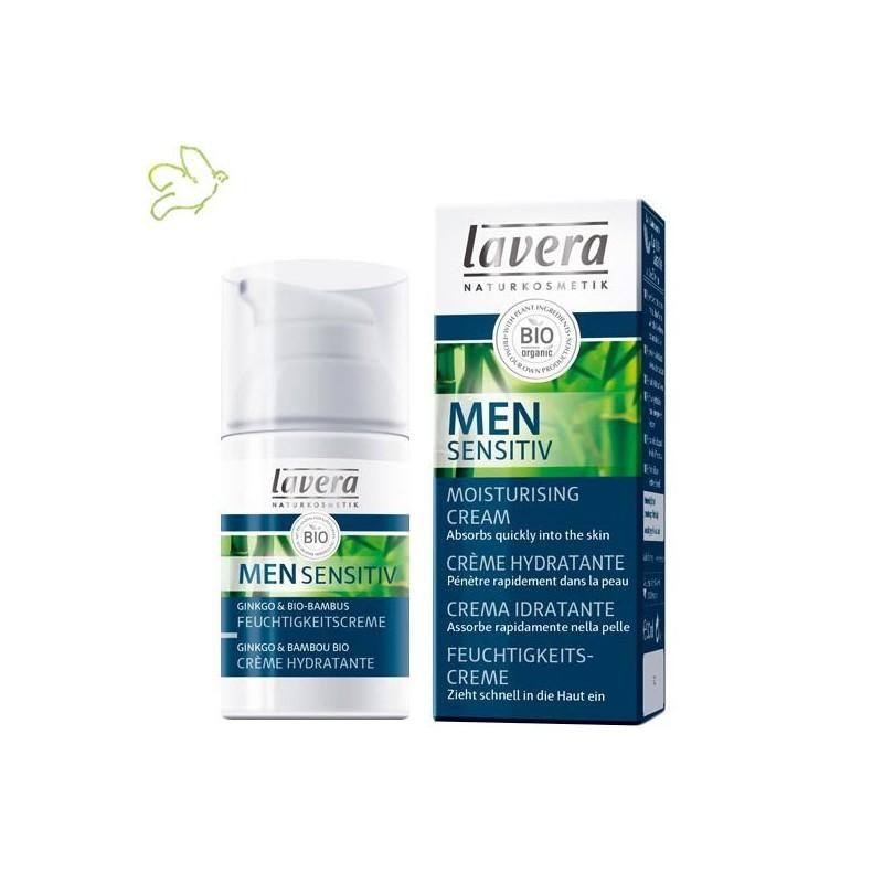 Lavera - Crème Hydratante Men Sensitiv