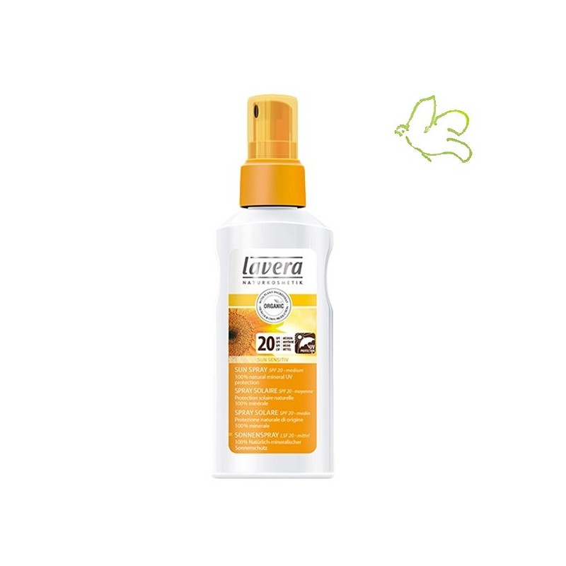 Lavera - Spray Solaire FPS 20 (moyenne protection)