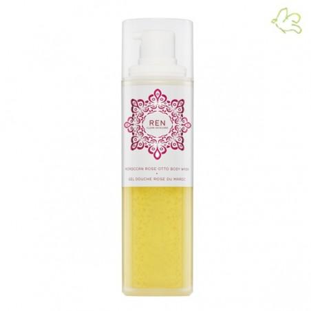 REN Skincare - Gel Douche Rose du Maroc