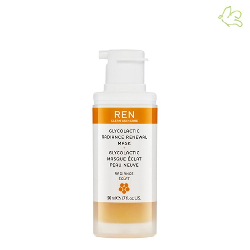 REN Skincare - Glycolactic Radiance Renewal Mask