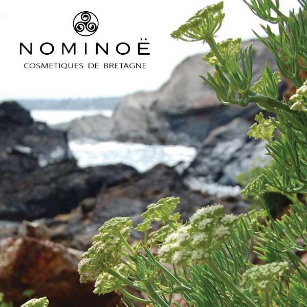 Nominoë cosmétique bio de la Bretagne
