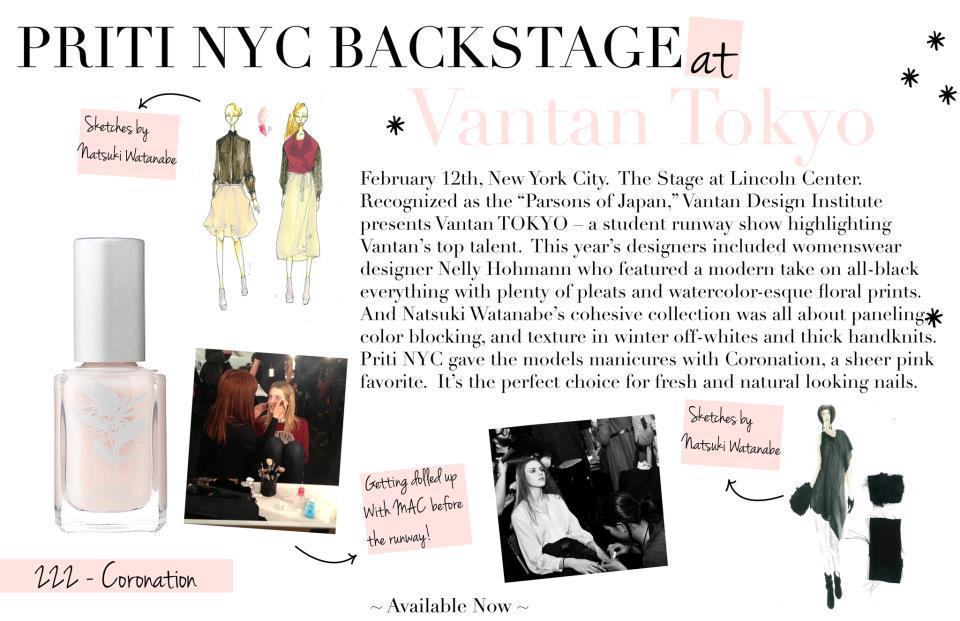 Priti NYC Backstage – Vernis non-toxique «Coronation»