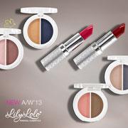 Read more about the article l'Officina présente la nouvelle collection automne/hiver 2013 du maquillage minéral de LILY LOLO