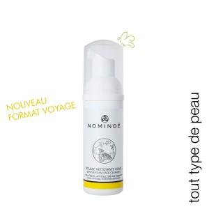 Read more about the article Citron Roux – Testeuse Express: Mousse nettoyante visage Nominoë