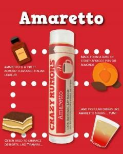 Tout savoir sur l'Amaretto !