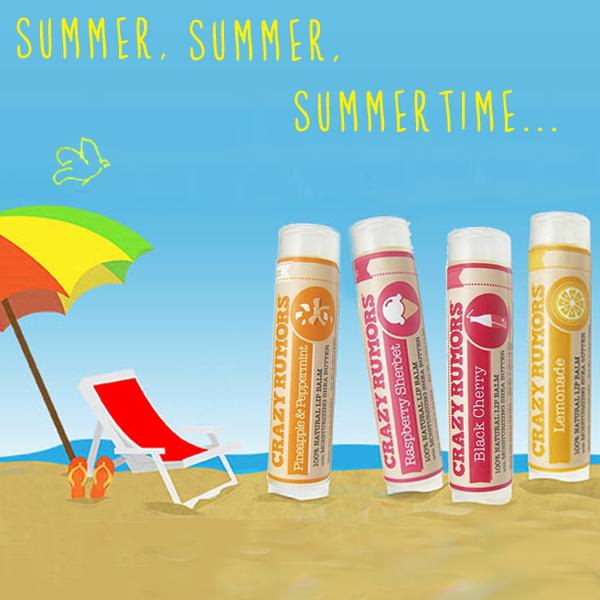 Summer, Summer, Summertime…