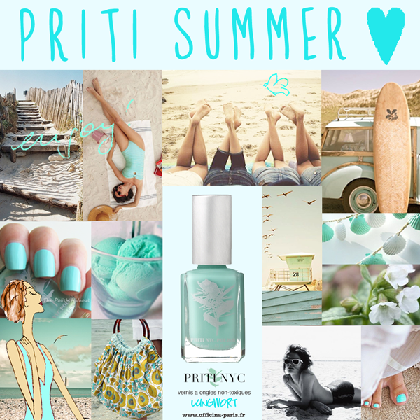 Priti Summer – Vernis à ongles Flowers Lungwort